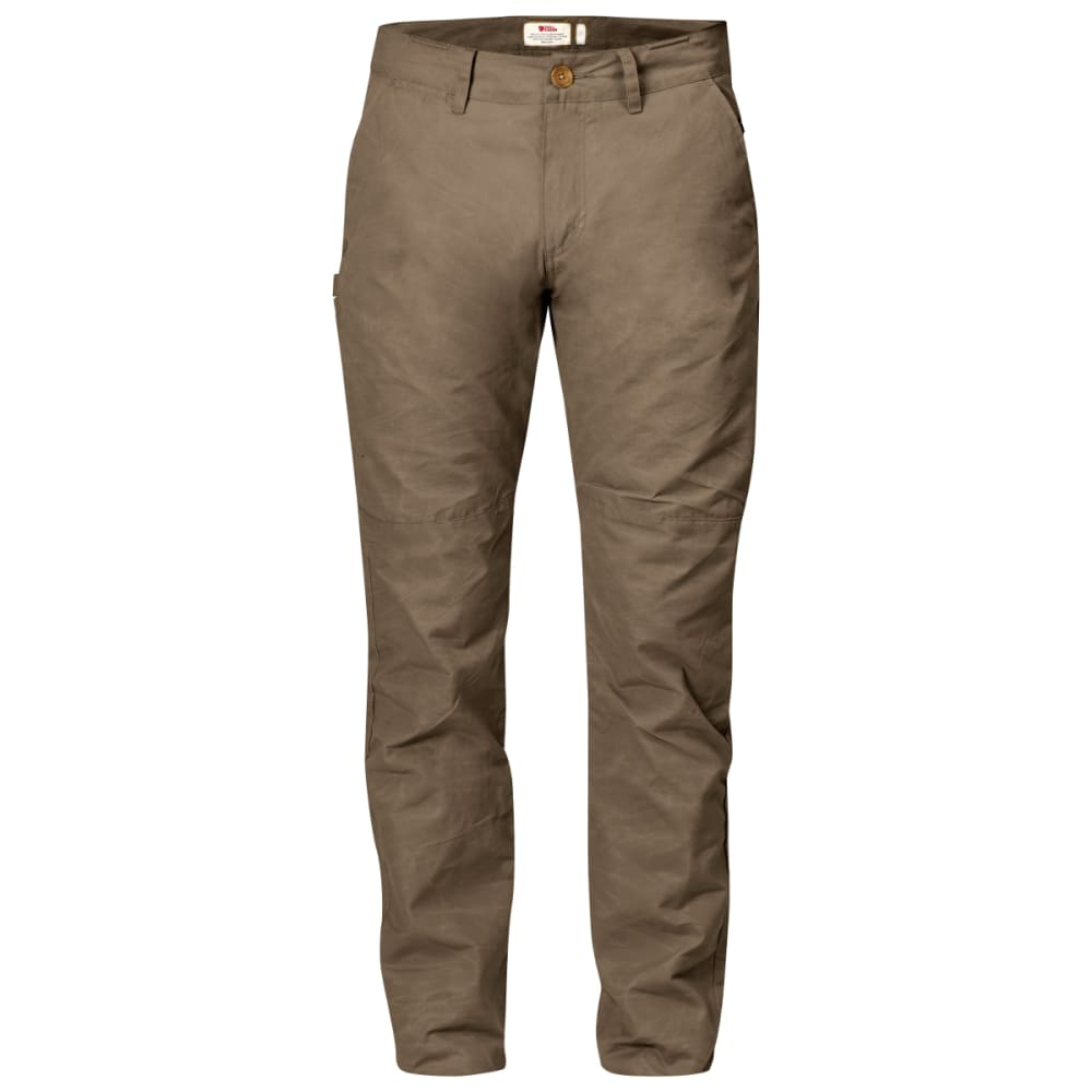 FJALLRAVEN Men's Sörmland Tapered Trousers - TAUPE