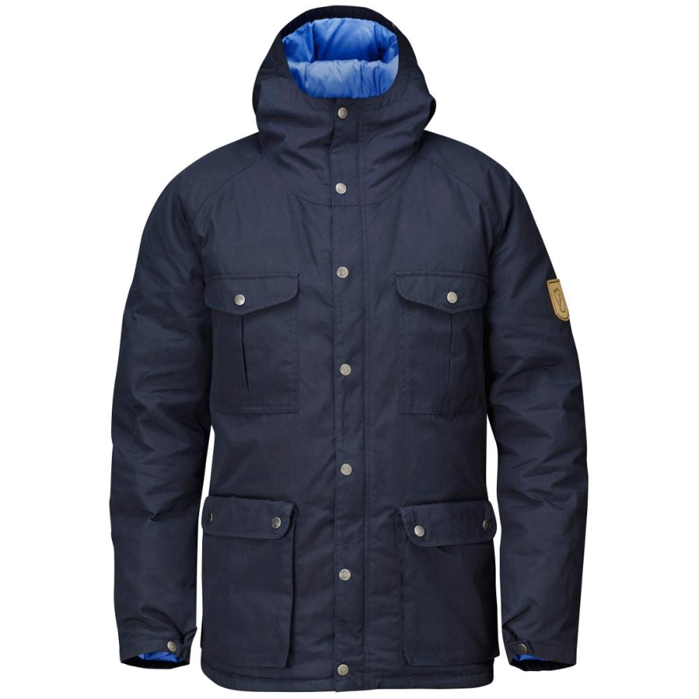 FJALLRAVEN Men's Greenland Down Jacket - DARK NAVY
