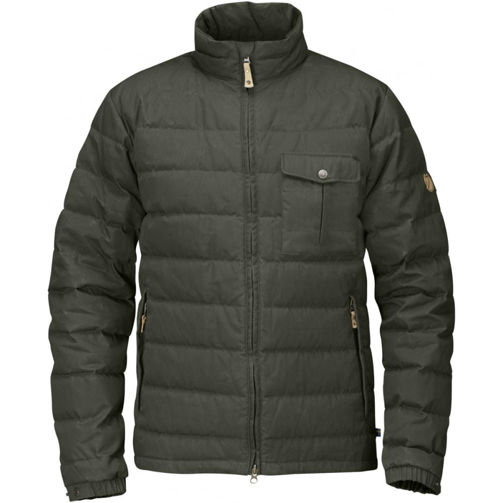 FJALLRAVEN Men's Ovik Lite Jacket - MOUNTAIN GREY