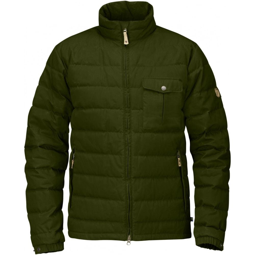 FJALLRAVEN Men's Ovik Lite Jacket - NEW MOSS
