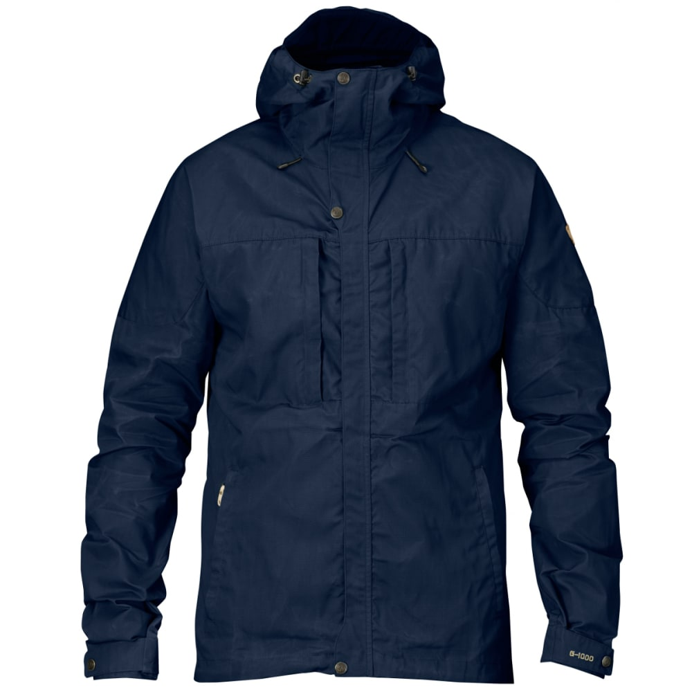 FJALLRAVEN Men's Skogso Jacket XS
