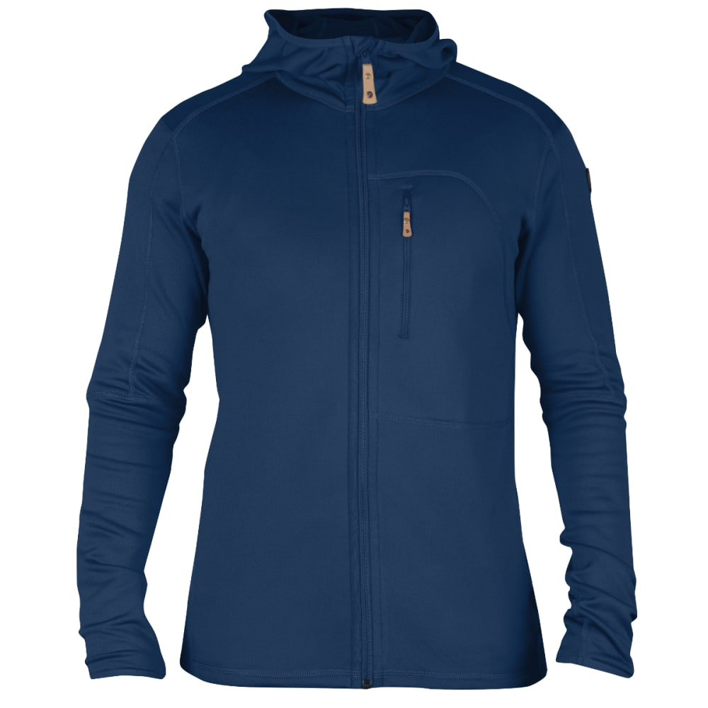 FJALLRAVEN Men's Keb Fleece Jacket - BLUEBERRY