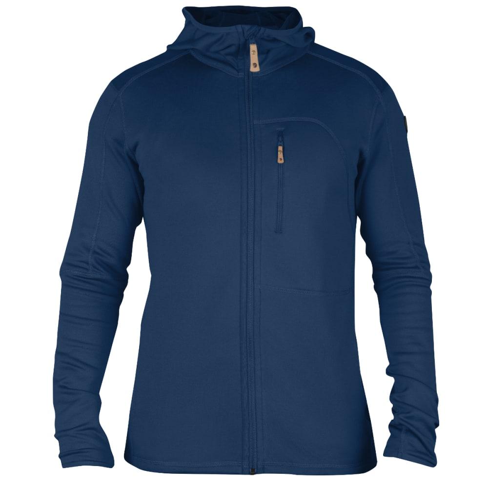 FJALLRAVEN Men's Keb Fleece Jacket - BLUEBERRY