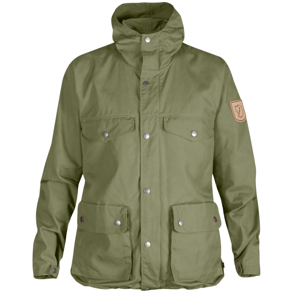 FJALLRAVEN Women's Greenland Jacket - GREEN