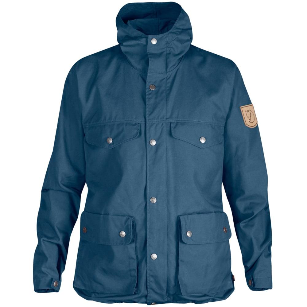 FJALLRAVEN Women's Greenland Jacket - UNCLE BLUE