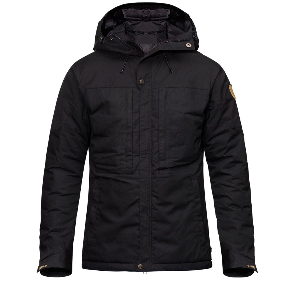 FJALLRAVEN Men's Skogso Padded Jacket - BLACK