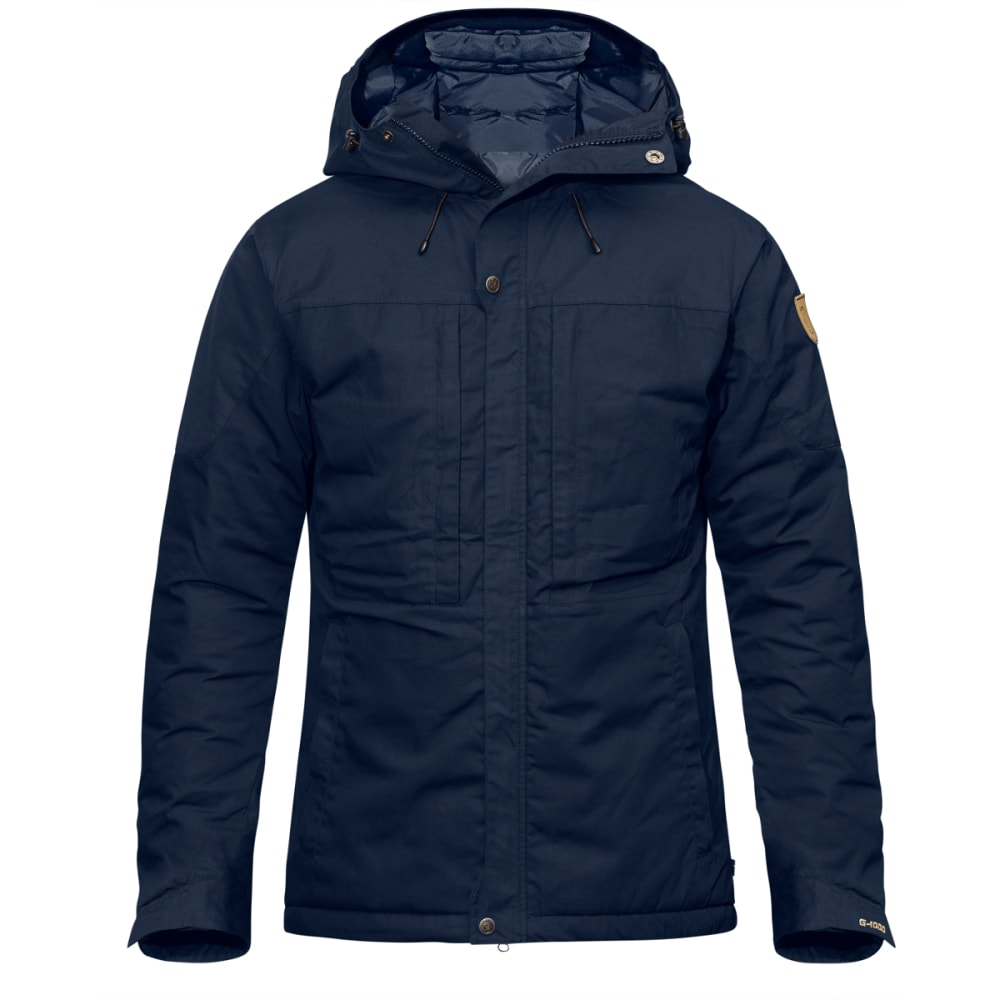 FJALLRAVEN Men's Skogso Padded Jacket - DARK NAVY