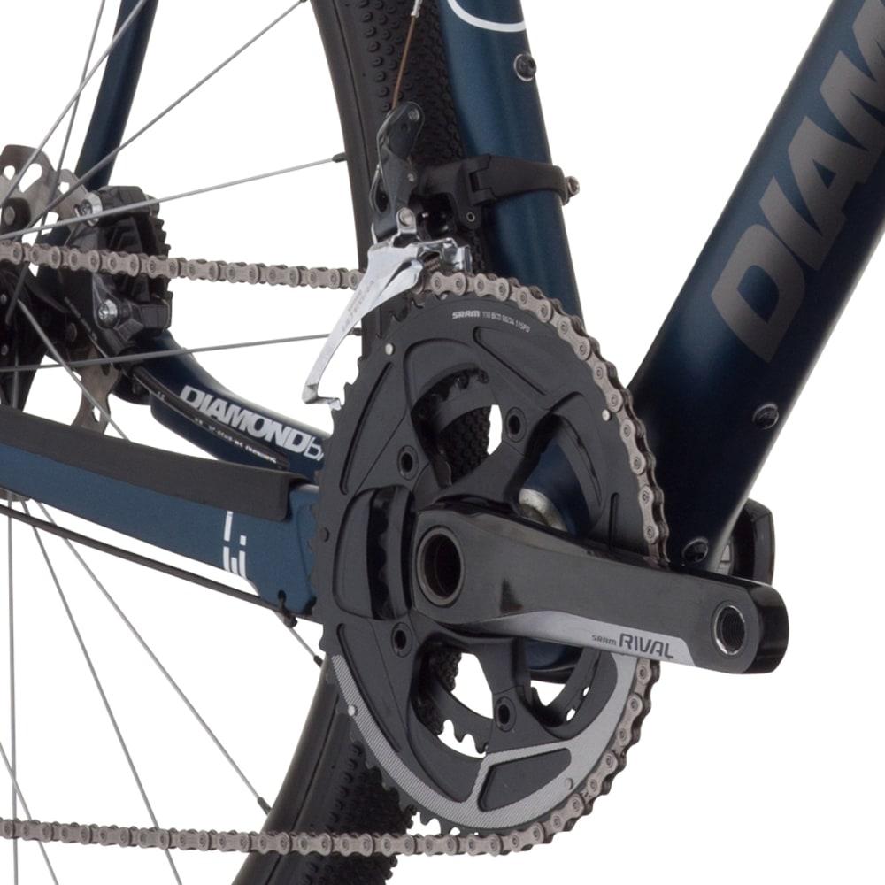DIAMONDBACK Haanjo Trail Carbon Road Bike - BLUE