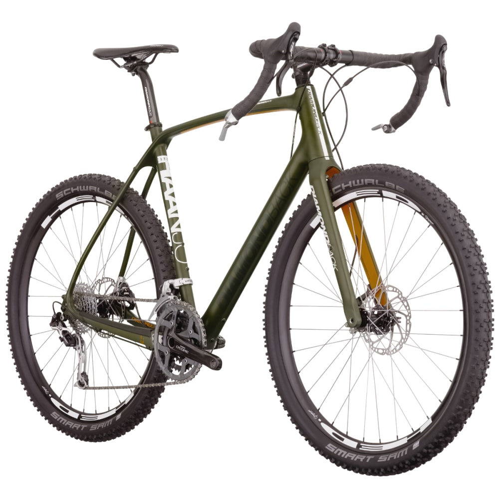 DIAMONDBACK Haanjo Exp Carbon Road Bike - GREEN