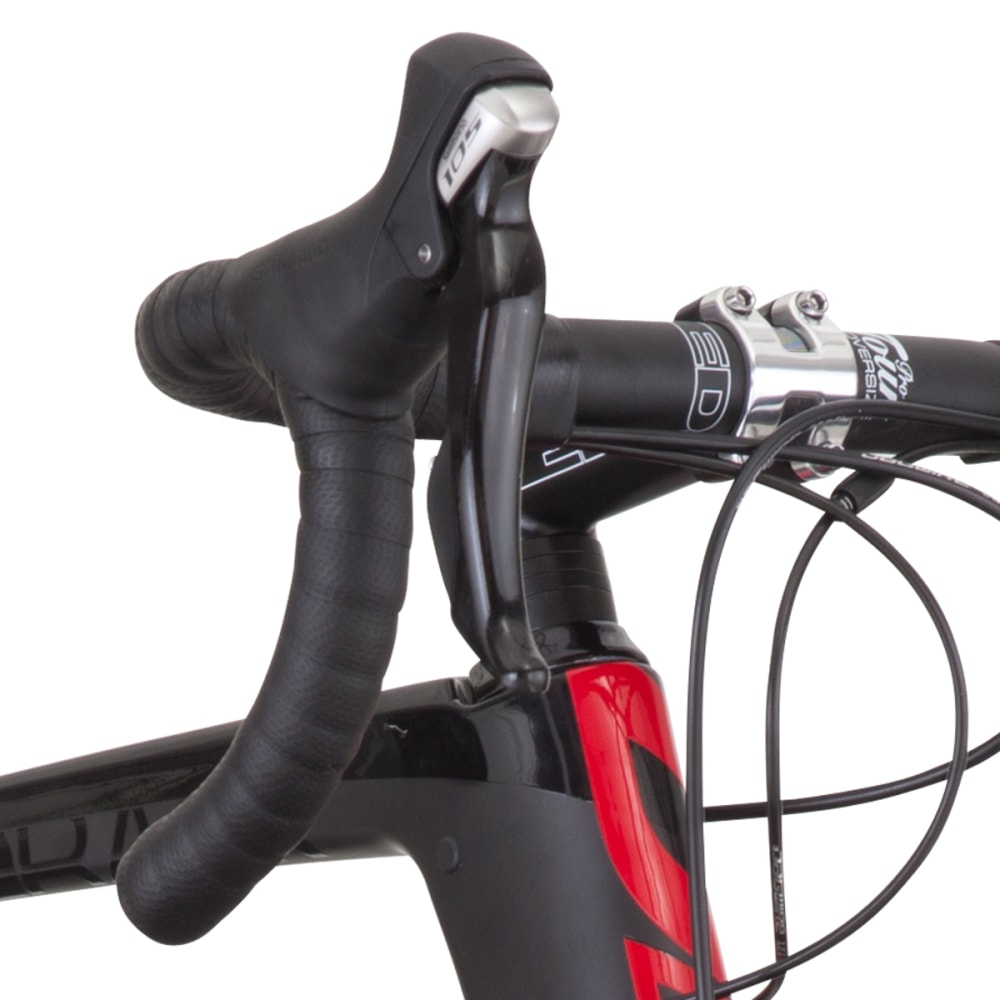 DIAMONDBACK Podium E'Tape Road Bike - RAW CARBON