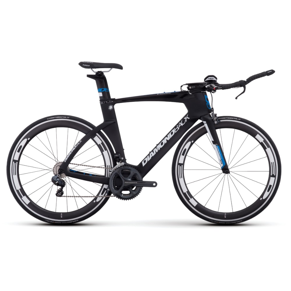 DIAMONDBACK Serios F Road Bike - RAW CARBON