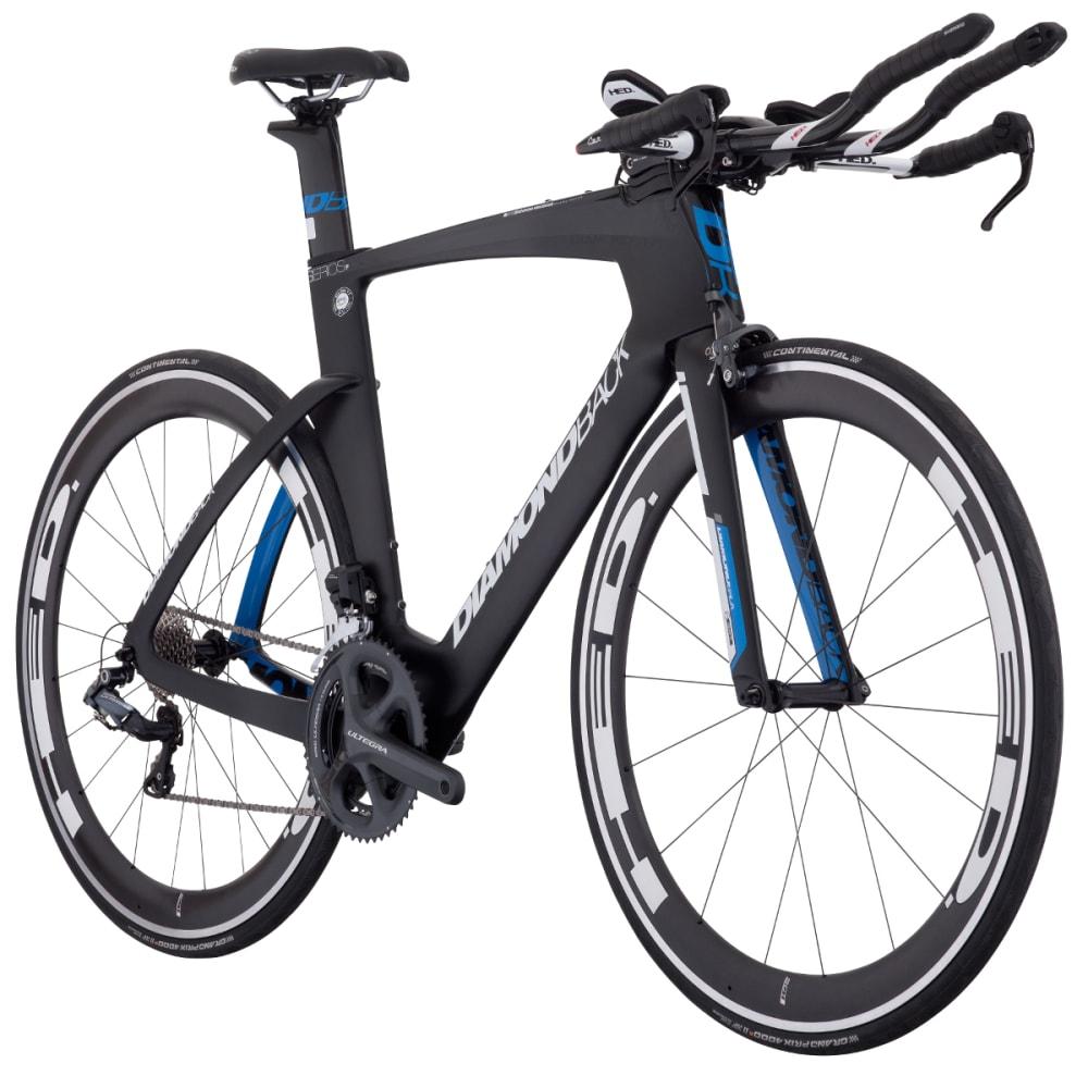 DIAMONDBACK Serios F Road Bike - RAW CARBON