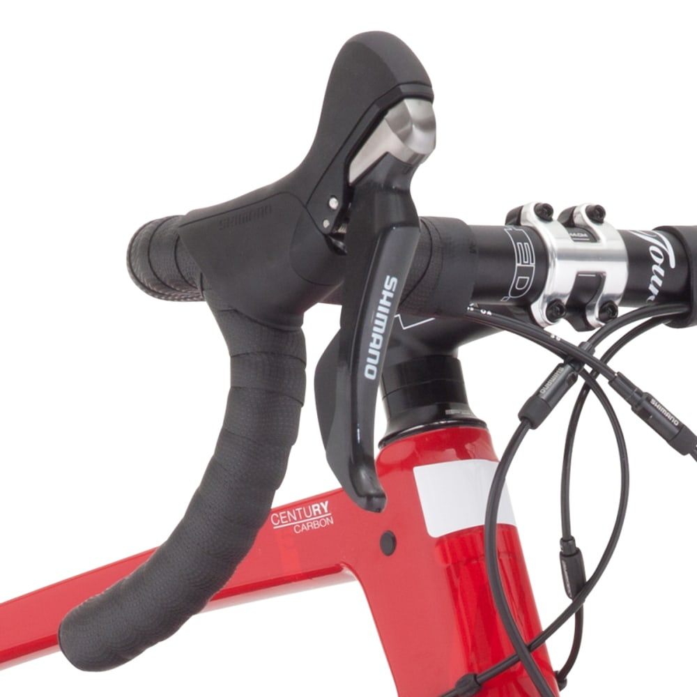 DIAMONDBACK Century 5 Carbon Road Bike - RED