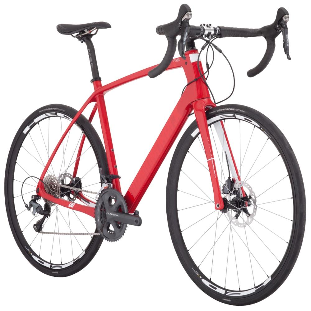 DIAMONDBACK Century 5 Carbon Road Bike - RED