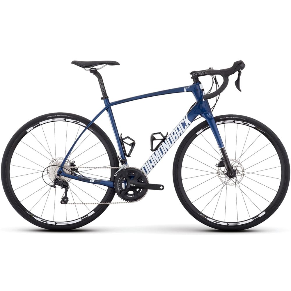 DIAMONDBACK Century 4 Carbon Road Bike - BLUE