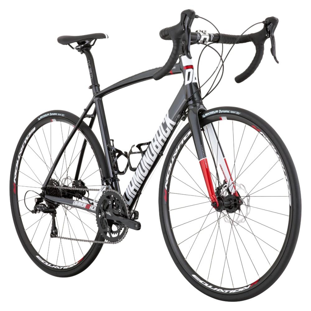 DIAMONDBACK Century Road Bike - SILVER