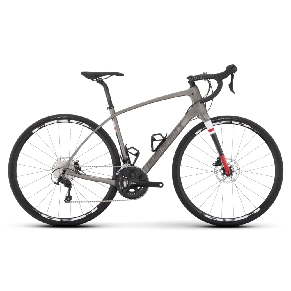 DIAMONDBACK Women's Airen 4 Road Bike - SILVER