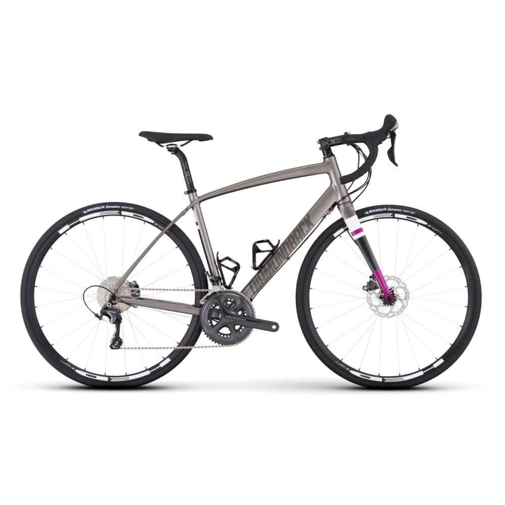 DIAMONDBACK Women's Airen 2 Road Bike - SILVER