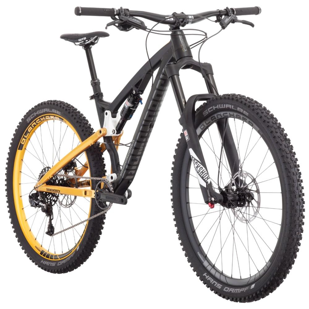 DIAMONDBACK Women's Clutch 2 Trail Bike - BLACK