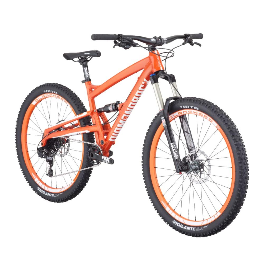 DIAMONDBACK Option 27.5 Mountain Bike - ORANGE