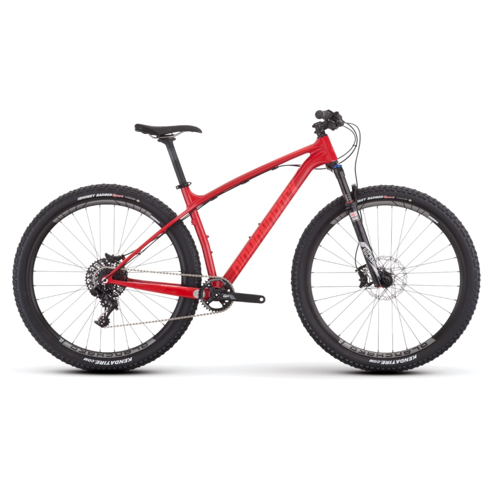 DIAMONDBACK Overdrive Pro Carbon Mountain Bike - RED