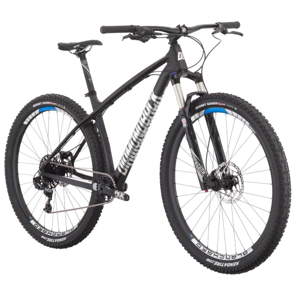 DIAMONDBACK Overdrive Comp Carbon Mountain Bike - RAW CARBON