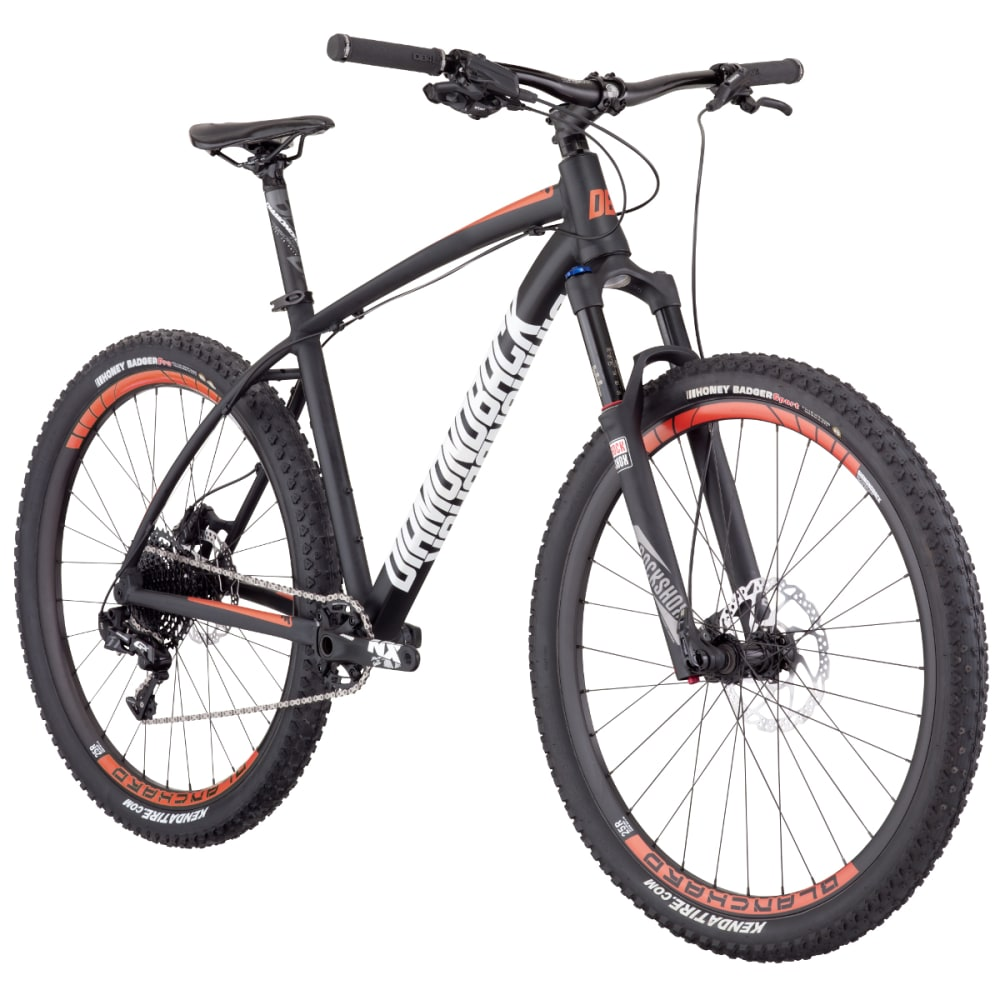 DIAMONDBACK Overdrive Pro 27.5 Mountain Bike - BLACK