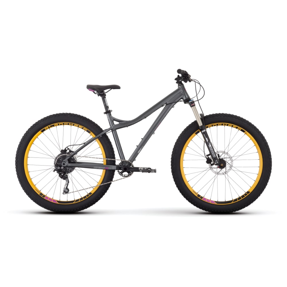DIAMONDBACK Women's Rely Trail + Trail Bike - SILVER