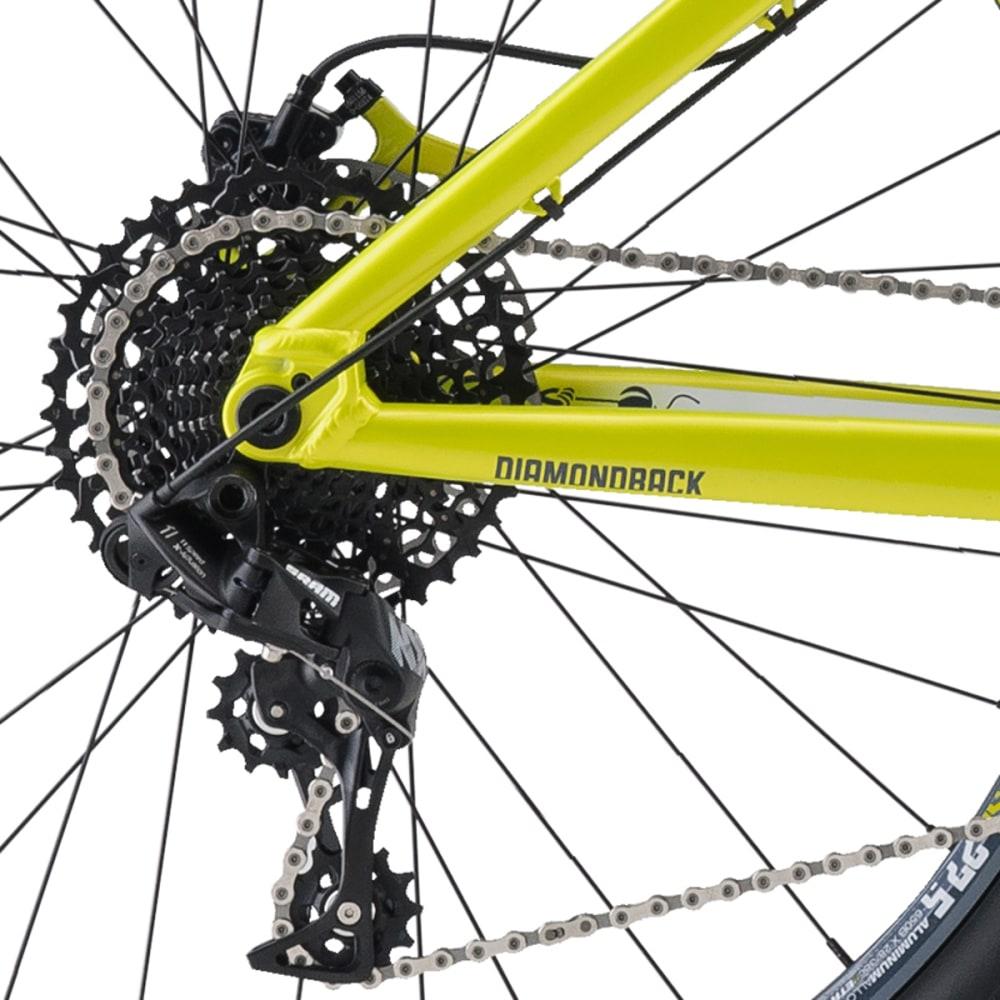 DIAMONDBACK Sync'r 27.5 Mountain Bike - YELLOW