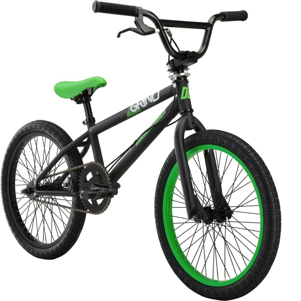 DIAMONDBACK Grind 20 BMX Bike - BLACK
