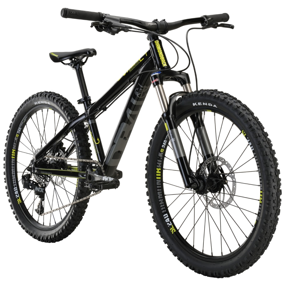 DIAMONDBACK Sync'r 24 Mountain Bike - BLACK
