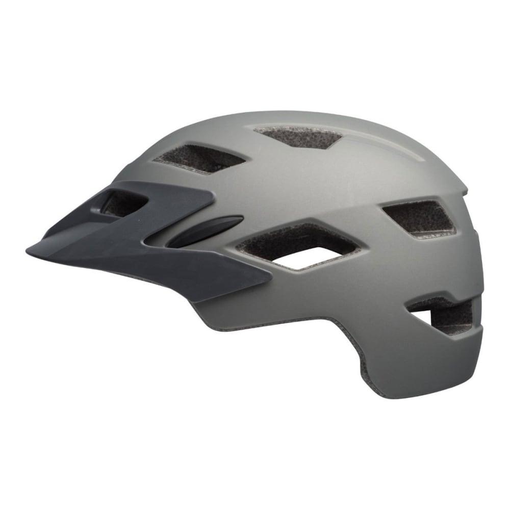 BELL Kids' Sidetrack Helmet - TITANIUM SHARK