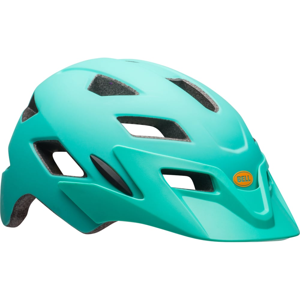 BELL Kids' Sidetrack Helmet - MATTE MINT HEARTS