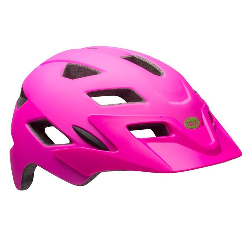 BELL Kids' Sidetrack Helmet - PINK BLOSSOM