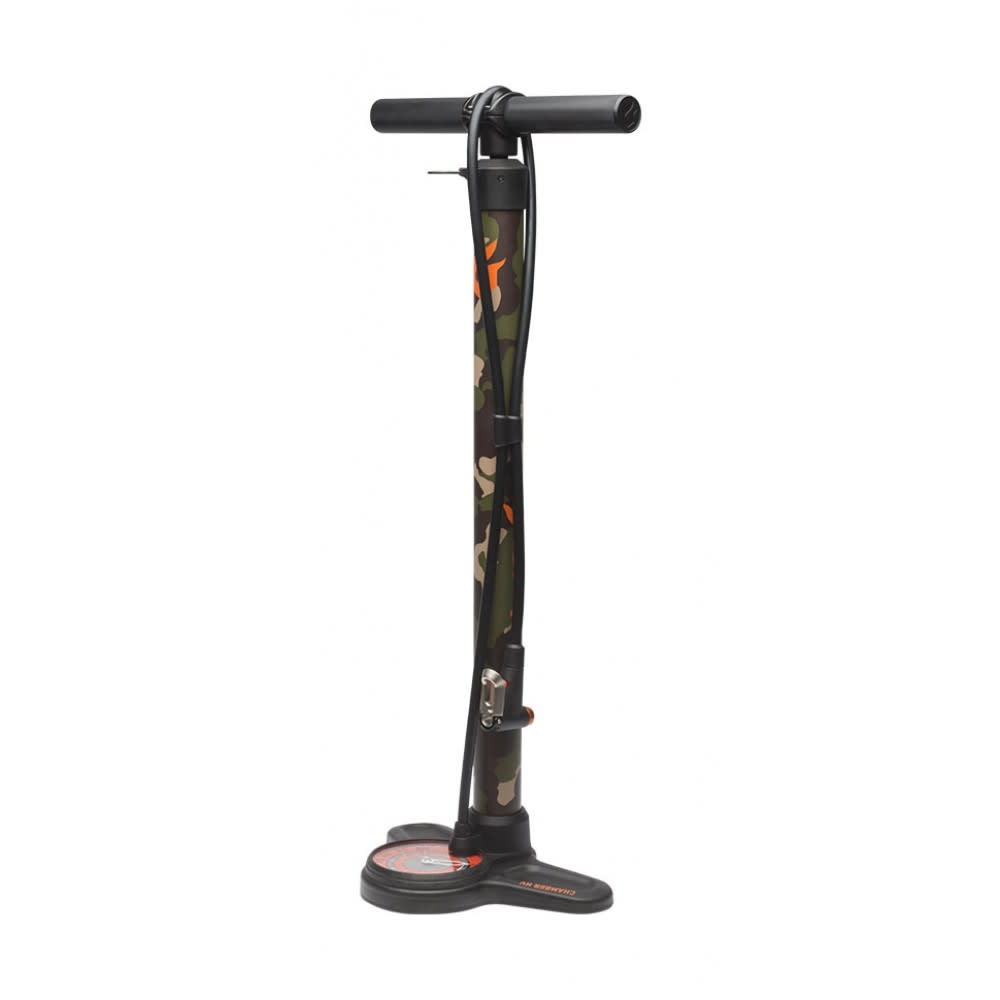 BLACKBURN Chamber HV Bicycle Pump - CAMO