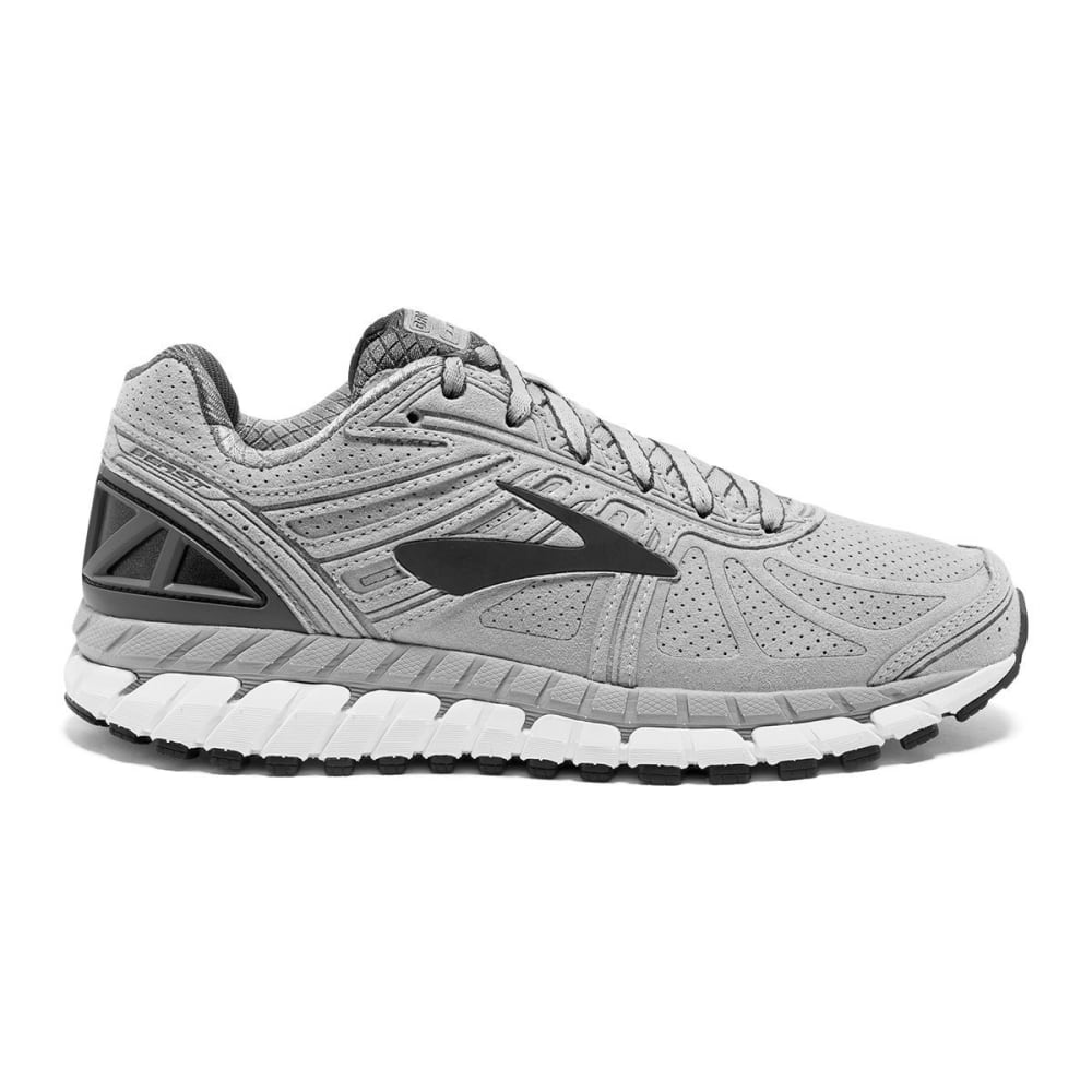 4fb9863e575 BROOKS Men s Beast 16 Suede Running Shoe - Eastern Mountain Sports