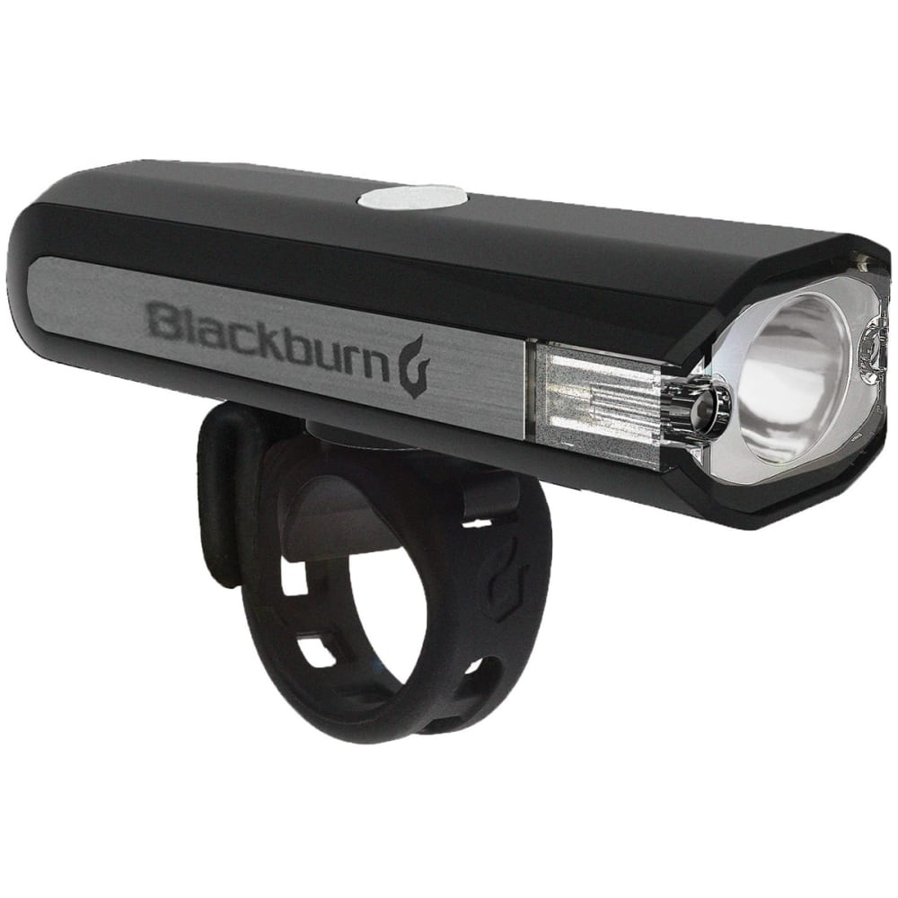 BLACKBURN Central 200 Front Light - BLACK