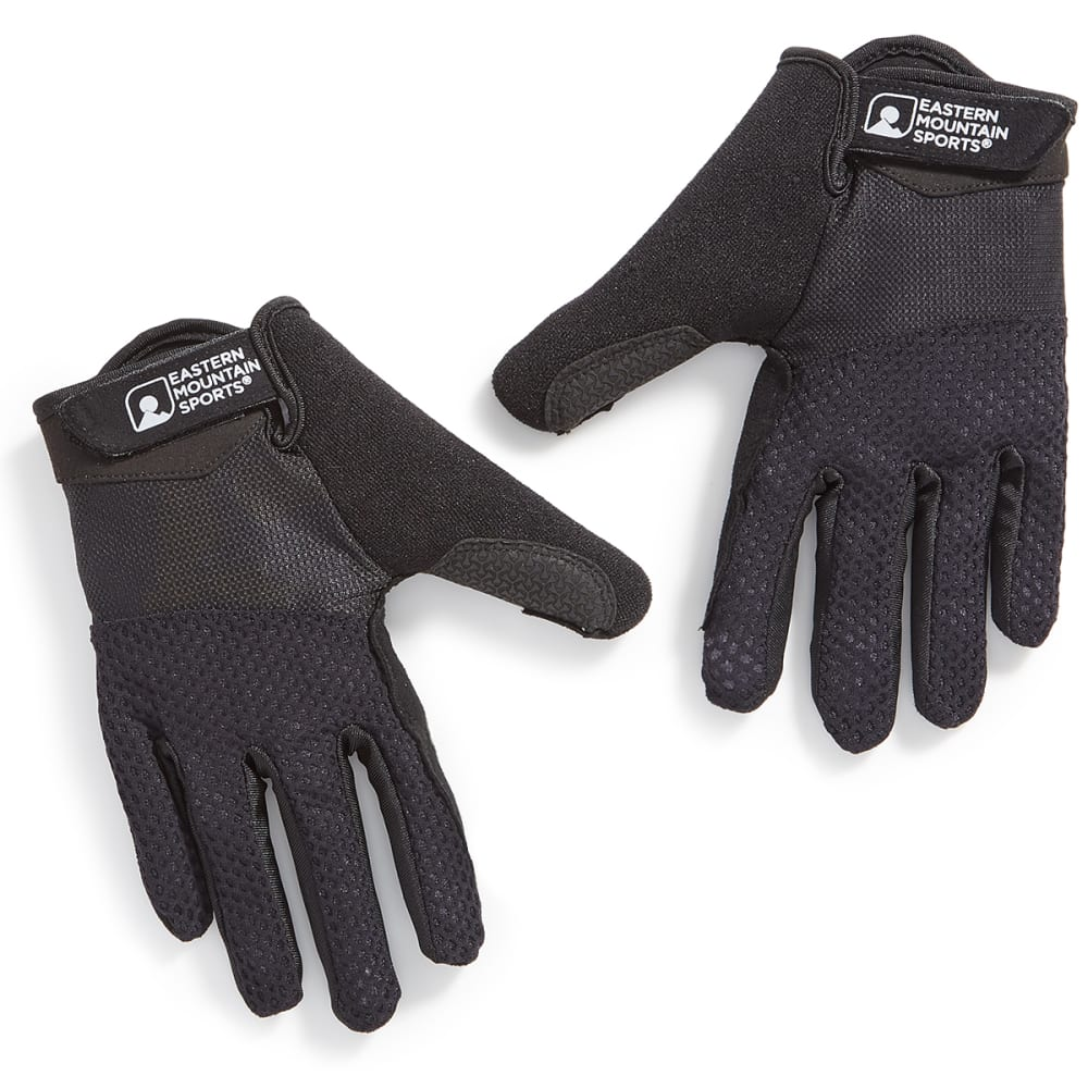 EMS Men's Ranger Cycling Gloves - BLACK