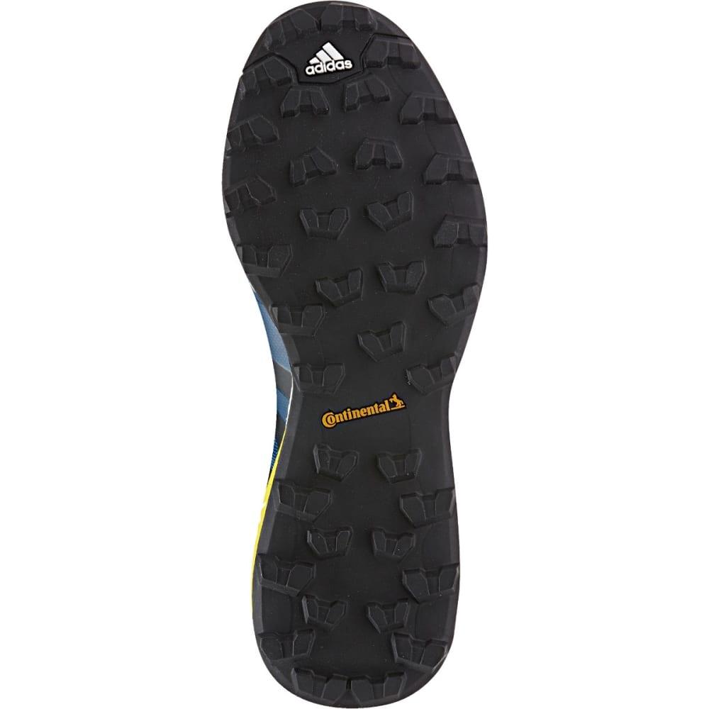 ADIDAS Men's Terrex Agravic Shoes, Tech Steel - TECH STEEL/BLK/UNITY