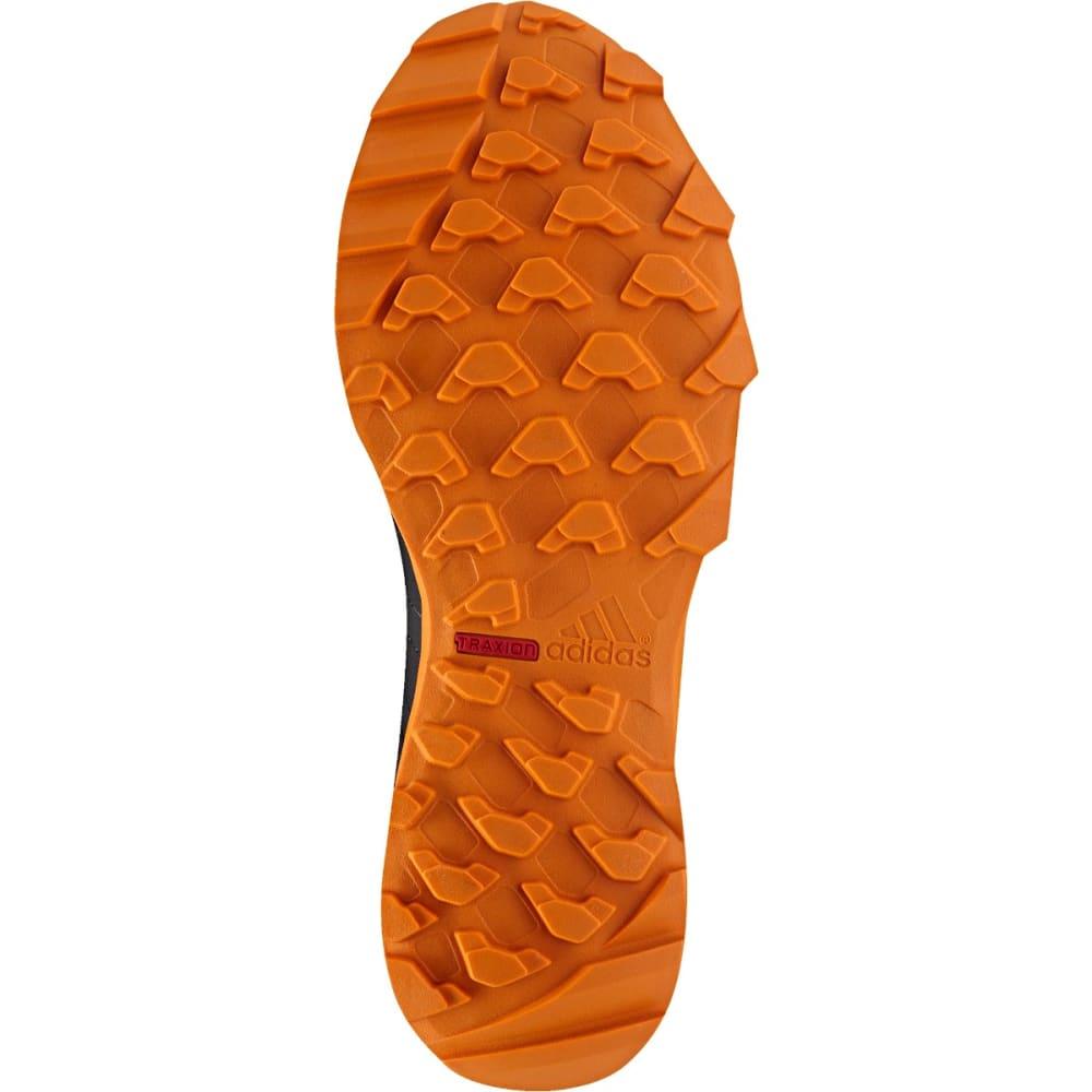 ADIDAS Men's Kanadia 7 Trail GTX Shoes, Black - BLK/VISTA GREY/U ORG