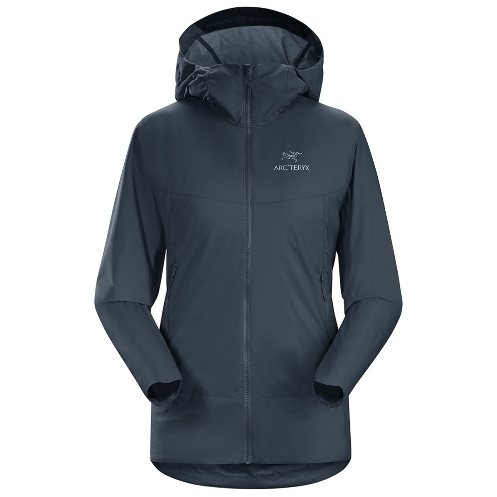 ARC'TERYX Women's Atom SL Hooded Jacket - BLACK SAPPHIRE