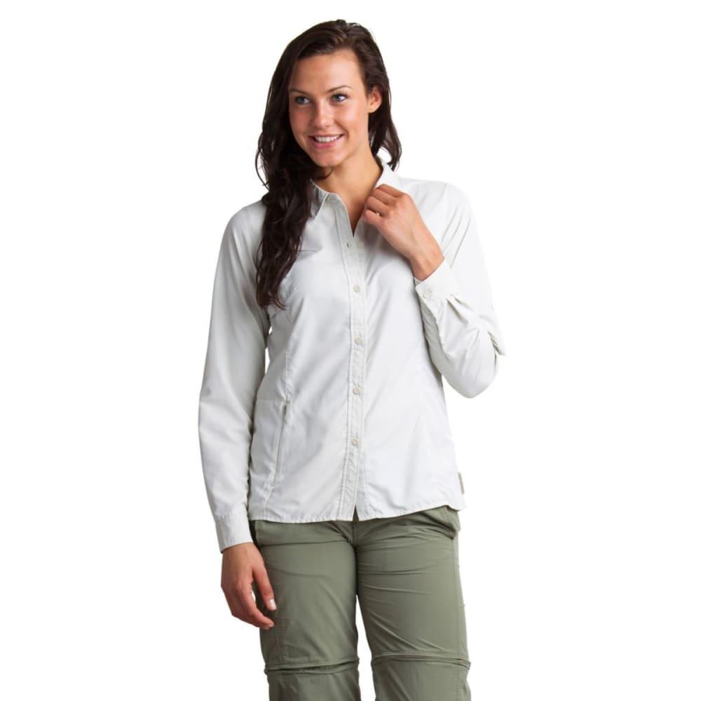 EX OFFICIO Women's BugsAway® Viento Shirt - 8209-LT STONE