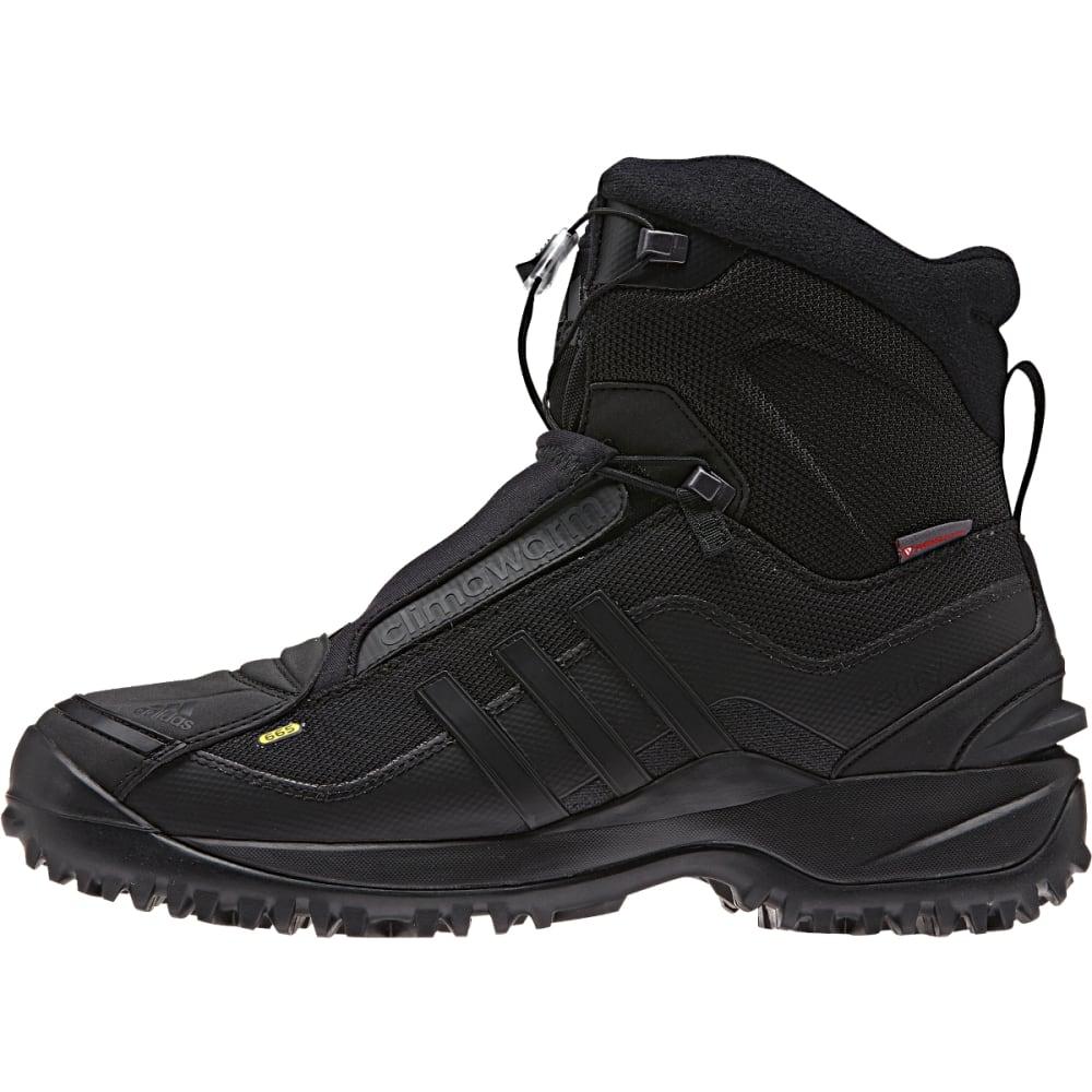 ADIDAS Men's Terrex Conrax Climaheat Climaproof Boots, Black - BLACK/BLACK/NT MET