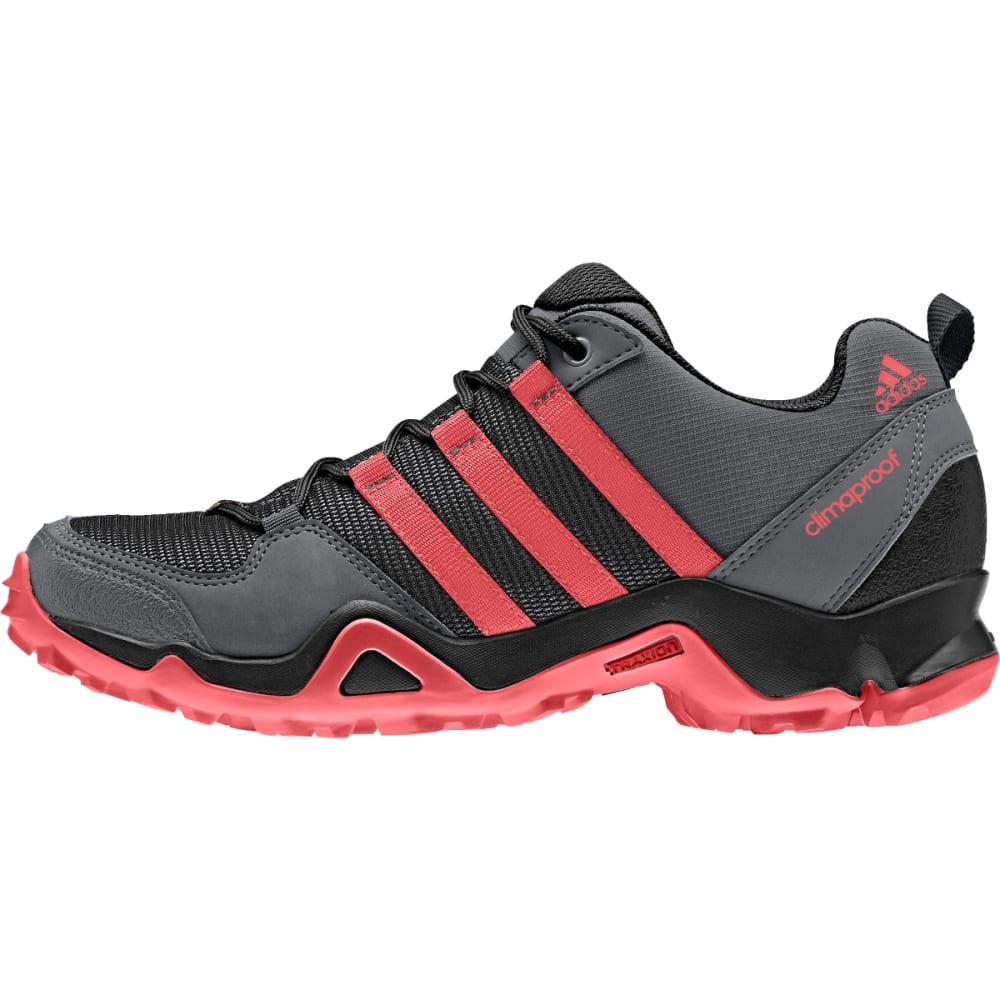 ADIDAS Women's AX2 Climaproof Shoes, Vista Grey/Blush - V GREY/BLACK/S BLUSH