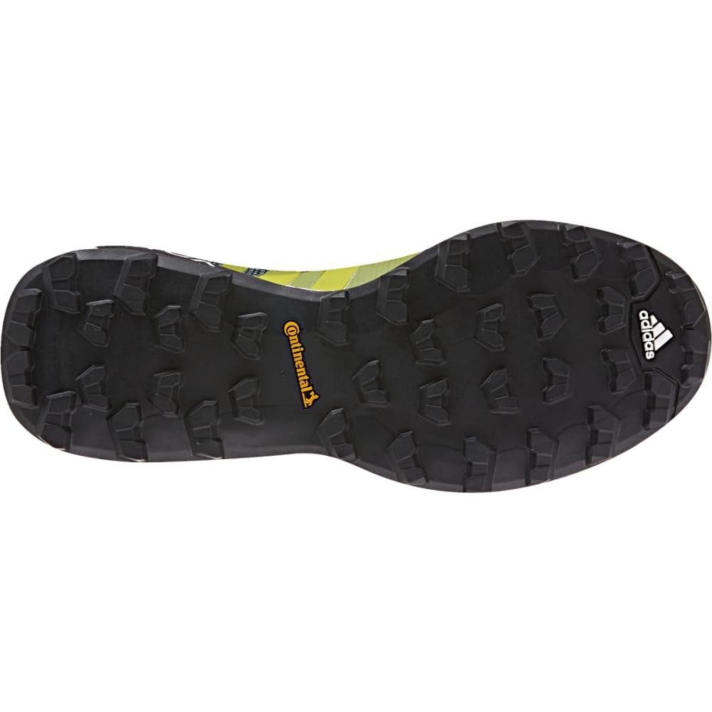 ADIDAS Women's Terrex Agravic GTX Shoes, Vapour Steel - V STEEL/SHCK LIME/BK