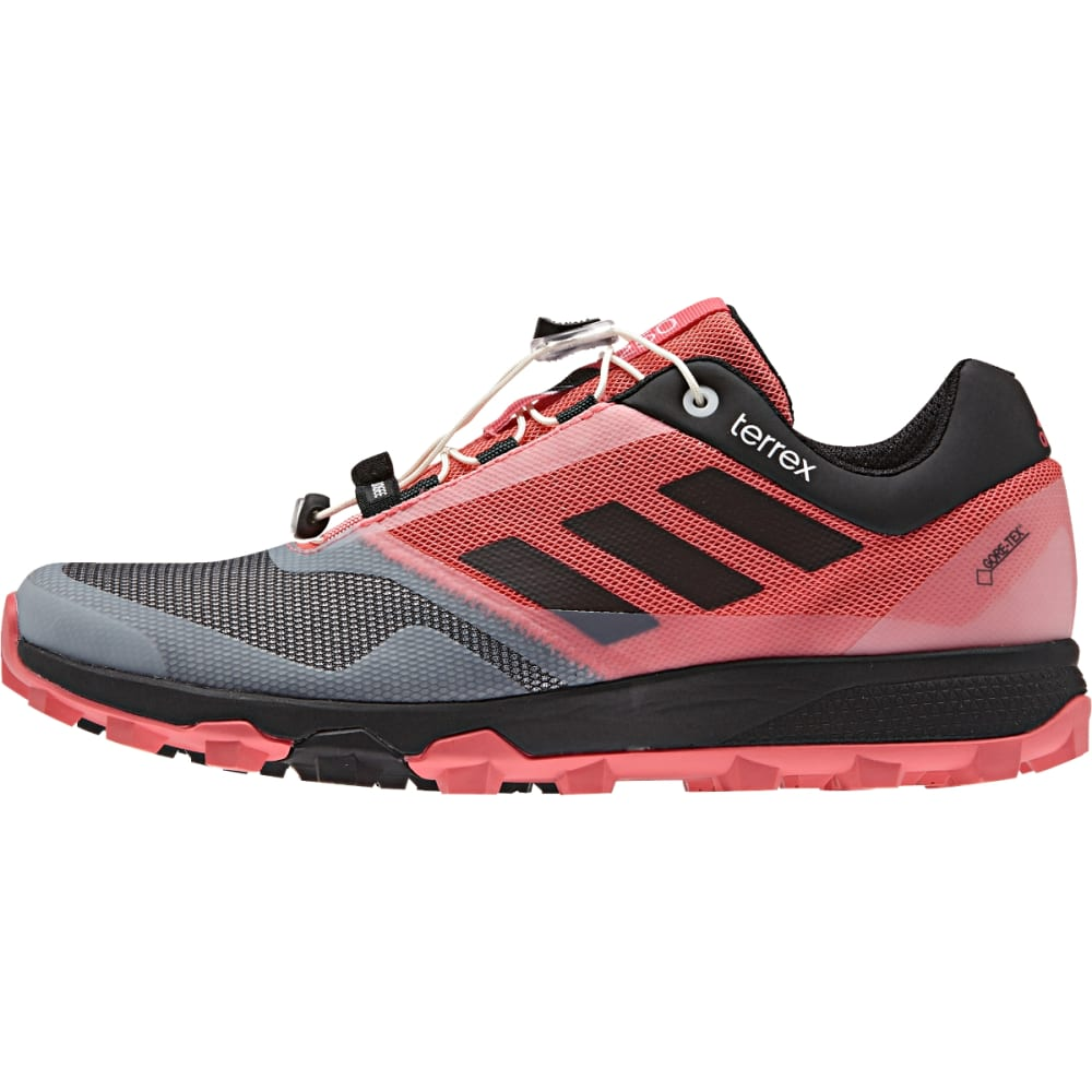 ADIDAS Women's Terrex Trailmaker GTX Shoes, Super Blush - S BLUSH/BLK/WHT