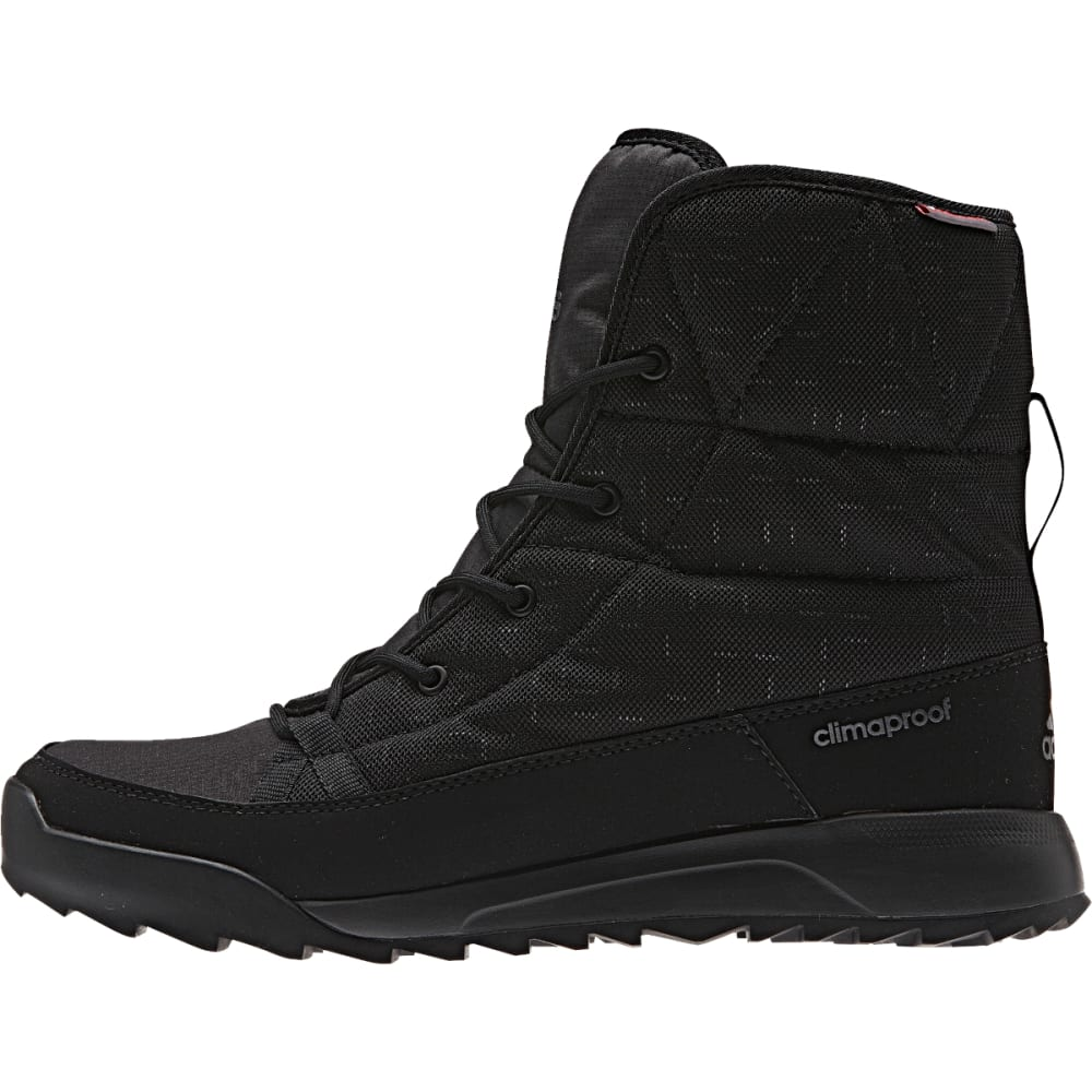 ADIDAS Women's Climawarm CP Choleah Padded Boots, Black/Reflective - BLACK/REFLEC/BLACK