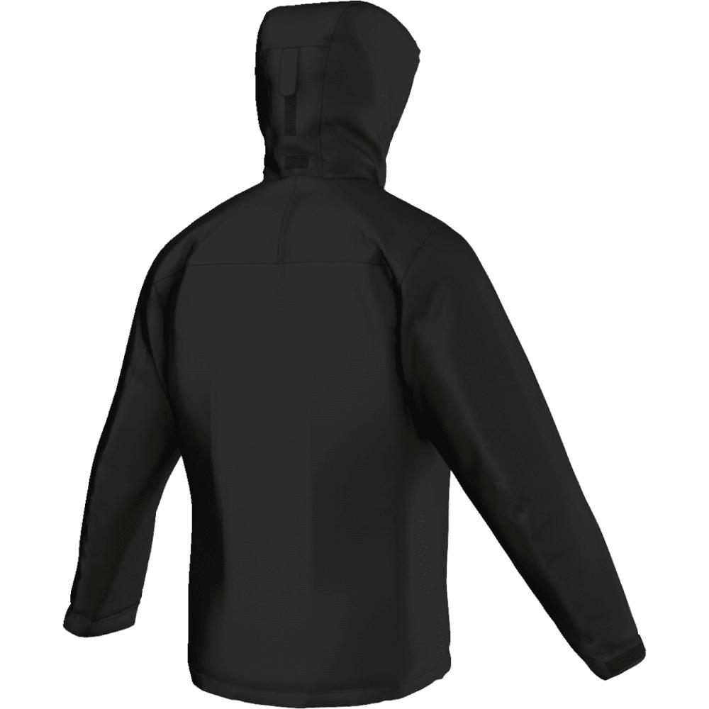 ADIDAS Men's Wandertag Insulated Jacket - BLACK