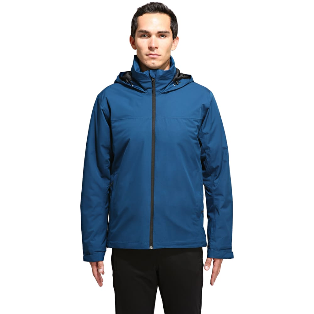 ADIDAS Men's Wandertag Insulated Jacket - BLUE NIGHT
