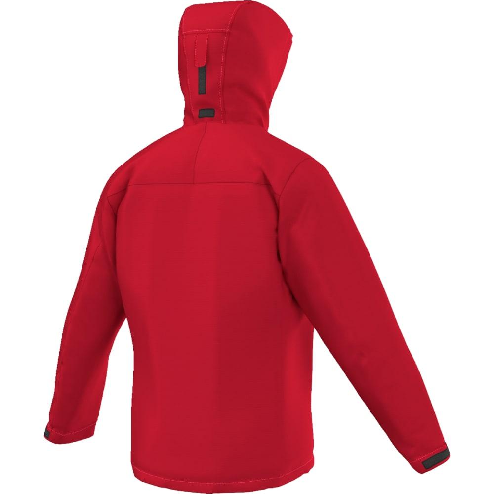 ADIDAS Men's Wandertag Insulated Jacket - SCARLET